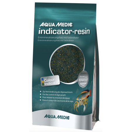 Aqua Medic indicator-resin