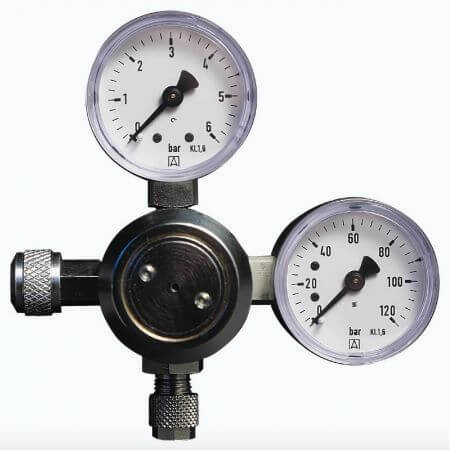 Aqua Medic regular met 2 Manometers