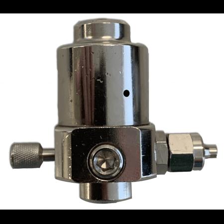 AquaHolland CO2 drukregelaar - mini - voor weggooiflessen