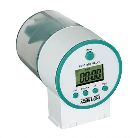 AquaLight Automatische feeder, easyFuttermat - digitaal met LCD-display
