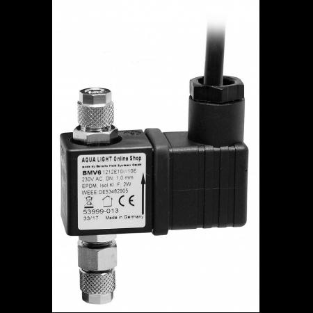 AquaLight CO2 magneetventiel