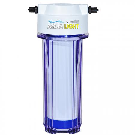 AquaLight Leeg filter 10 inch ca. 1500ml inclusief lege cartridge