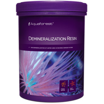 Aquaforest Demineralization Resin