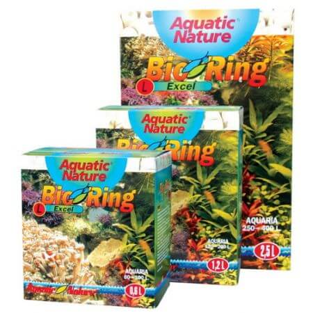 Aquatic Nature BIO-RING S EXCEL 2,5 L