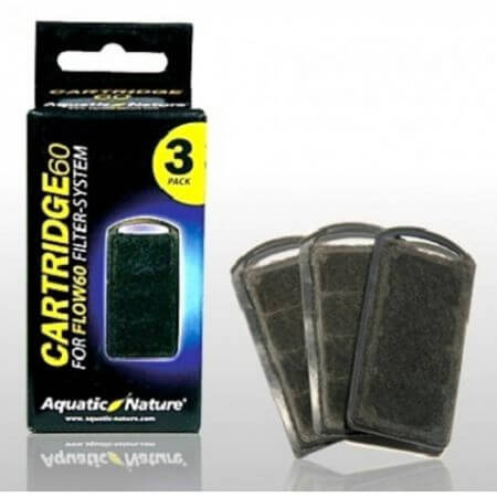 Aquatic Nature CARTRIDGE FLOW 60 (3 pieces)