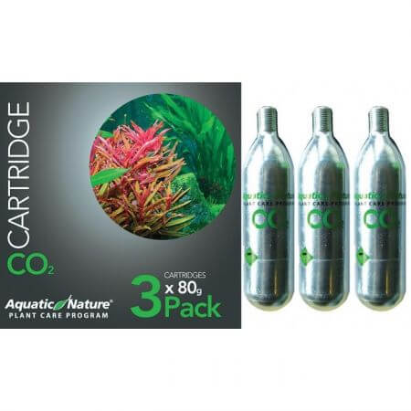 Aquatic Nature CO2 BOTTLE 95 gr. PACK 3 flessen
