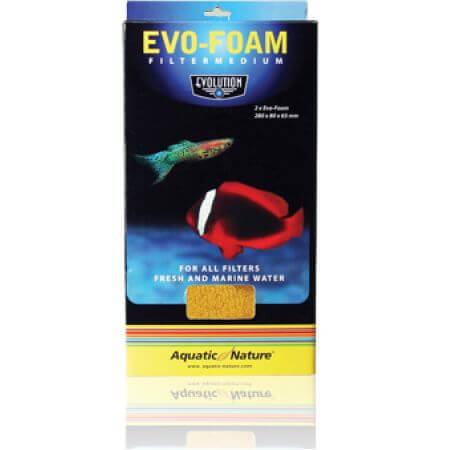 Aquatic Nature EVO - FOAM Filtermedium