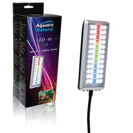 Aquatic Nature LED - 60 RGB