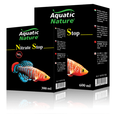 Aquatic Nature NITRAT STOP FRESHWATER 300 ML