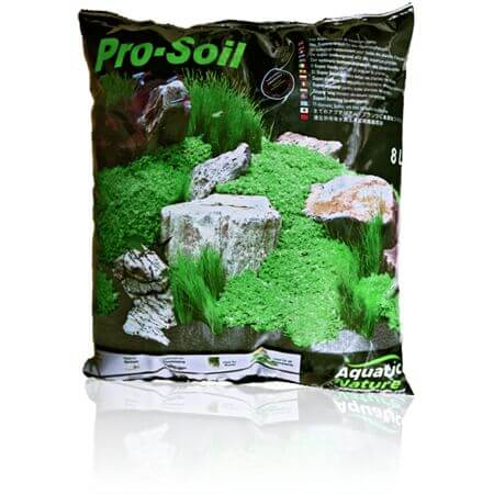 Aquatic Nature PRO-SOIL 8 L - ong. 7,5 kg.