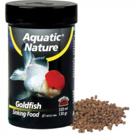 Aquatic Nature SINKING GOLD FISH FOOD