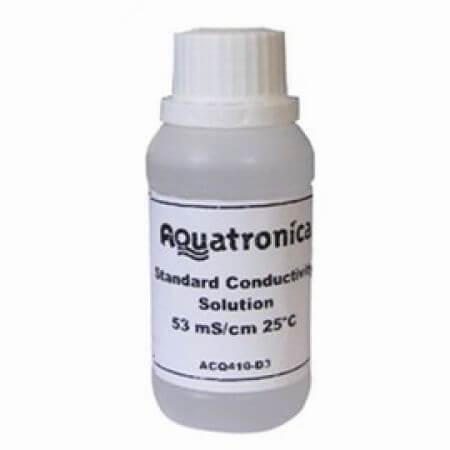 Aquatronica IJkvloeistof 1,4mS (geleidbaarheid zoetwater) (50ml)