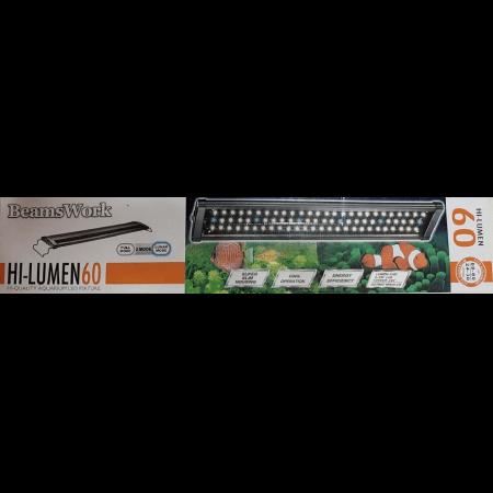 BeamsWork HI-LUMEN 60 LED zee/zoetwater