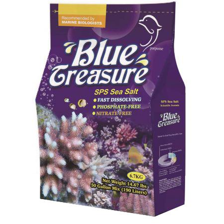 Blue Treasure SPS Sea Salt 6.7 Kg.