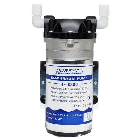 Boosterpomp voor osmosesystemen tot 1200L / dag