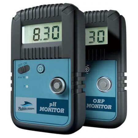 Bubble Magus pH-meter incl. electrode en trafo