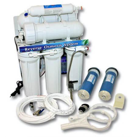 Cleantec 400plus osmose