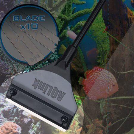 CoralBox AQLink Cleaner vervangmesjes