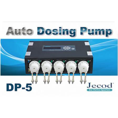 Jecod DP5 Doseerpomp 5-kanaals