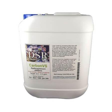 DSR Carbon v/s: Nitrate Remover