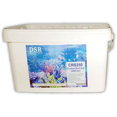 DSR Custom DSR Reef Salt 250L
