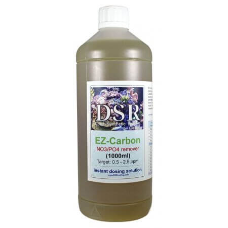 DSR EZ-Carbon, PO4/NO3 remover 500ml