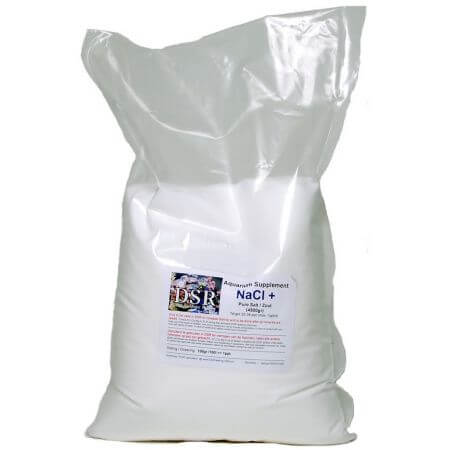 DSR NaCl+ : Pure salt to increase salinity Bulk 12,5KG