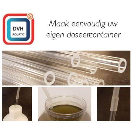 DVH Aquatics Acryl doseerbuisjes
