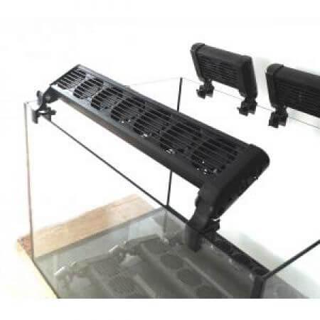 DVH aquarium ventilator 4 voudig