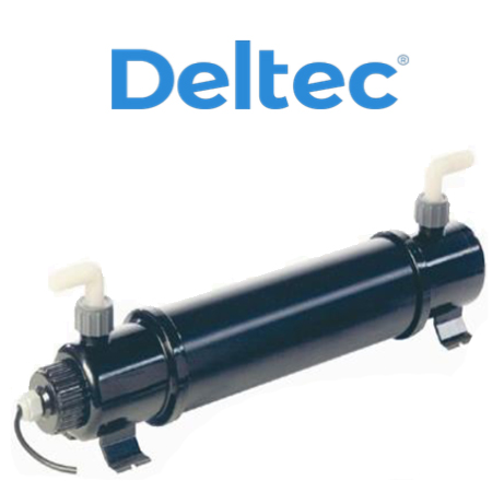 Deltec UV-Apparaat Typ 802 (2 x 80 Watt )