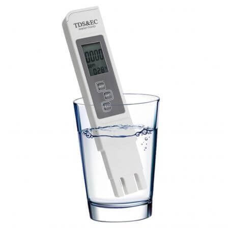 Digital conductivity & TDS tester
