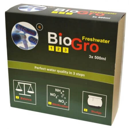 DvH BioGRO 3 Bactieriën Fresh 500ml