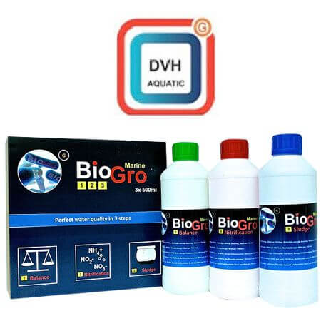 DvH BioGRO 3 Bactieriën Marine 500ml
