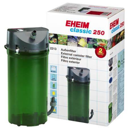 EHEIM Classic 250 - potfilter zonder filtermedia <250L