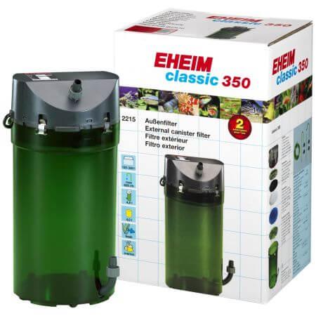 EHEIM Classic 350 - potfilter zonder filtermedia <350L