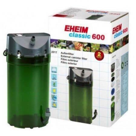 EHEIM Classic 600 - potfilter zonder filtermedia <600L