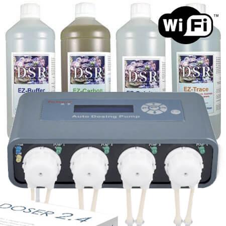 EZ-DSR Starterpakket + WiFi doseerpomp