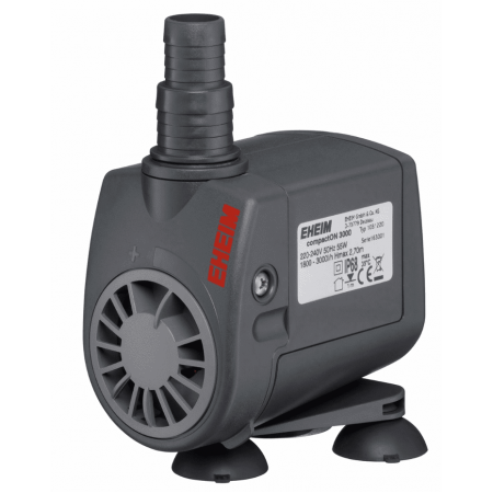 Eheim CompactON 3000 opvoerpomp 1800-3000 liter p.u. 55w.