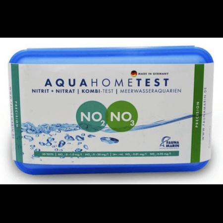 Fauna Marin Aquahometest NO2+NO3 Combi-Test