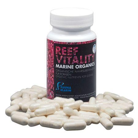 Fauna Marin Reef Vitality Marine Organics 60 Capsules