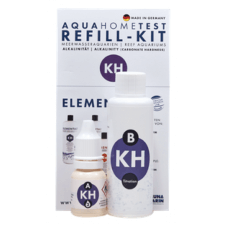 Fauna Marin Refill Aquahometest KH AQHT-KH-Test