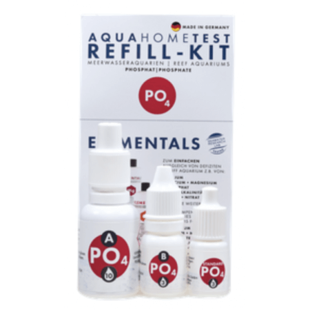 Fauna Marin Refill Aquahometest PO4 AQHT-Phosphate-Test