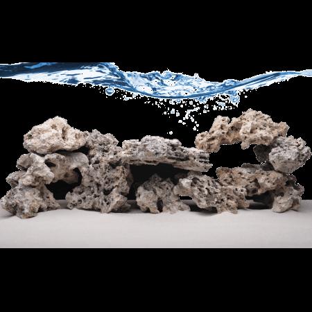 Fiji Skeleton Rock - ronde stukken (dood) levend steen