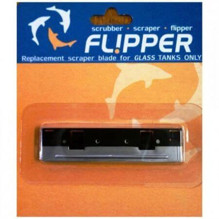Flipper Cleaner Standard RVS Reserve Mesje x1