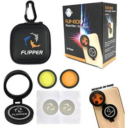 Flipper Flip-Kick Phone Filter