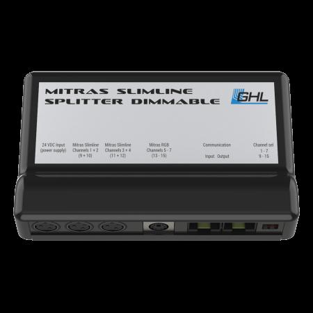 GHL Mitras Slimline Splitter RS232 dimbaar