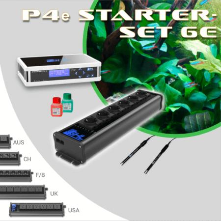 GHL ProfiLux 4e Starter-Set 6E