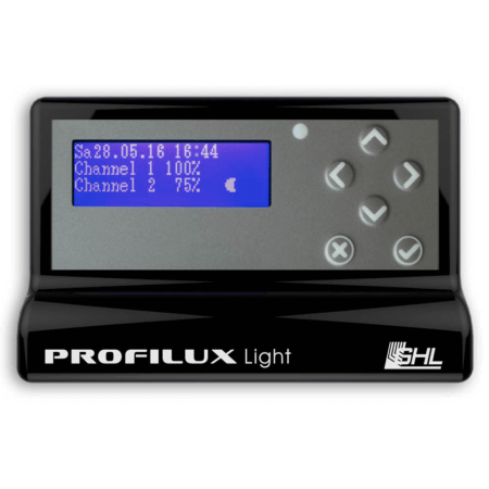 GHL ProfiLux Light WiFi zwart