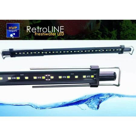 HVPaqua RetroLINE Daylight aquarium LED