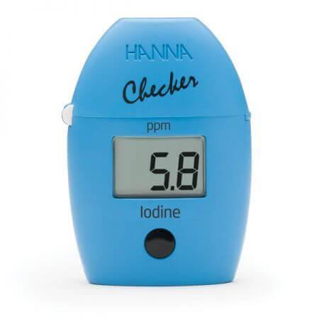 Hanna Checker pocket fotometer Jodium